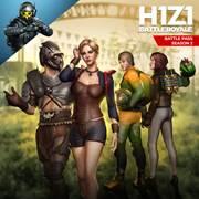 Mise à jour du PlayStation Store du 5 novembre 2018 H1Z1 Battle Pass – Season 2